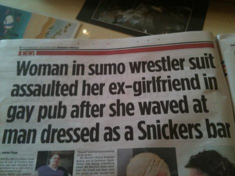 Most Epic Headline Ever