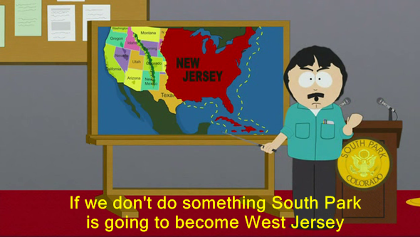 jersey shore on south park. Is Jersey pt1 [south park]