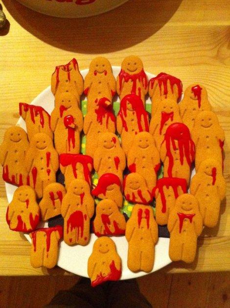gingerbread man massacre