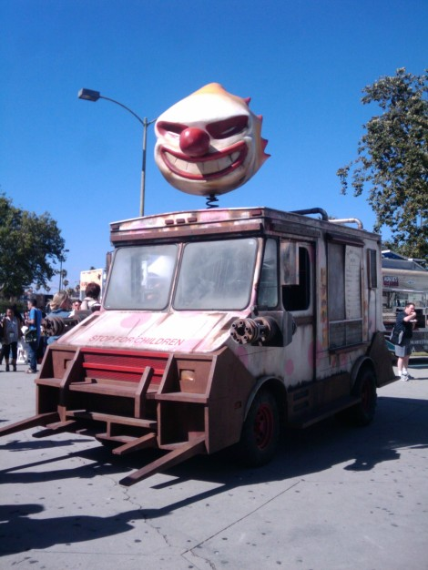 Real Life Twisted Metal Vehicle