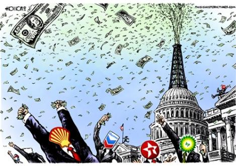 Oil Money For Politictians