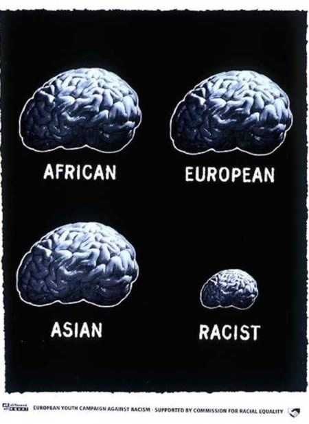 You Know Youre Racist When...