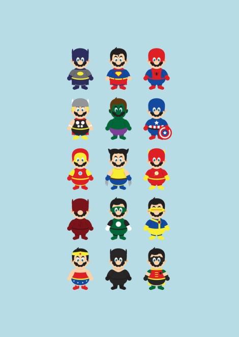 Super Super Marios