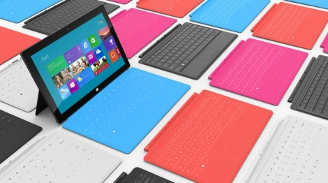 Color up your Surface