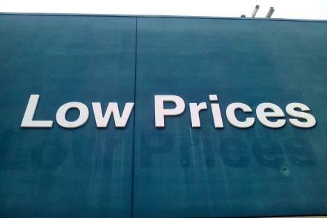 Walmart Raised Its Low Prices