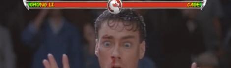 Jean-Claude Van Damme in Mortal Kombat - Bloodsport Edition [Video]