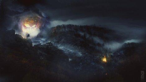 The Legend of Sleepy Hollow [Digital Art]