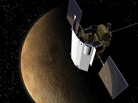MESSENGER Finds New Evidence for Water Ice at Mercury's Poles [Science News]