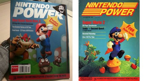 The Final Cover of Nintendo Power [Video Games]