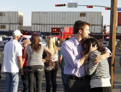 Train Hits Midland, Texas Veterans Parade [News]