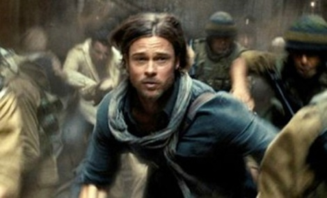 World War Z [Movie Trailer]
